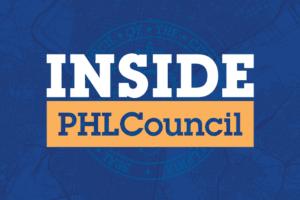 Inside P H L Council logo graphic